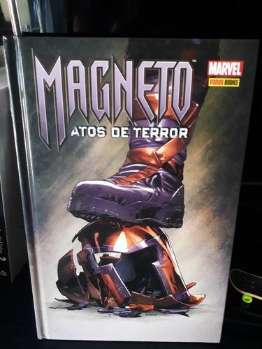 hq magneto atos de terror marvel