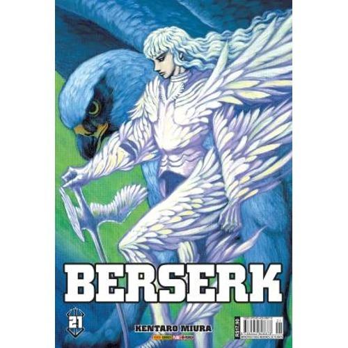 hq mangá berserk 21 edição luxo (frete gratis)