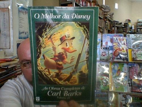 hq o melhor da disney 21  : as obras completas de carl barks