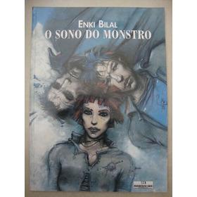 Hq O Sono Do Monstro De Enki Bilal Da Ed. Meribérica 1999