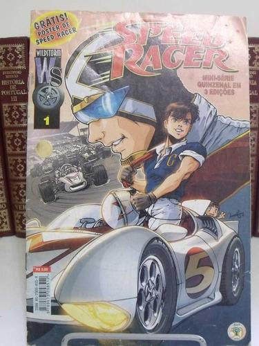 hq - speed racer - 1 - wildstorm