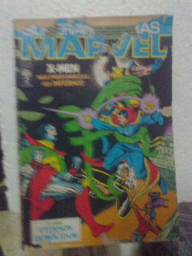 hq - superaventuras marvel nº 35