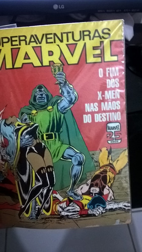 hq - superaventuras marvel nº 48