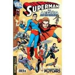 hq - superman nº76 ano 2009