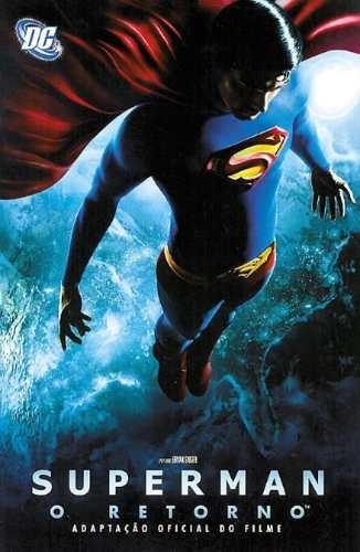 hq - superman o rertorno - adaptação do filme