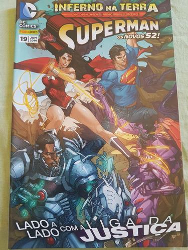 hq superman -  os novos 52 -  n 19