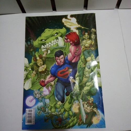 hq superman - ressurreição - edição 51 dc comics