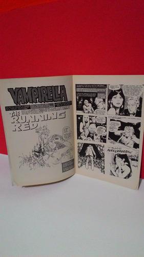 hq vampirela retro series #3 the running red