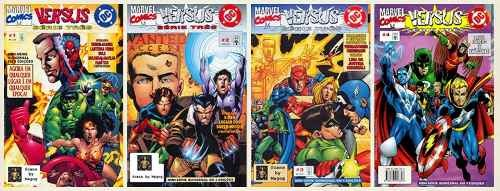 Marvel pdf quadrinhos