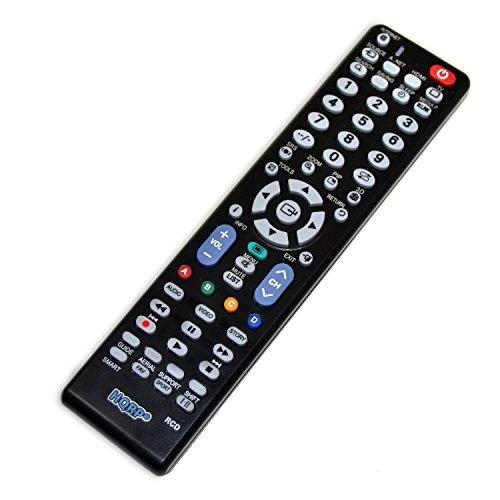 hqrp mando a distancia para samsung f6400 serie smart un75f