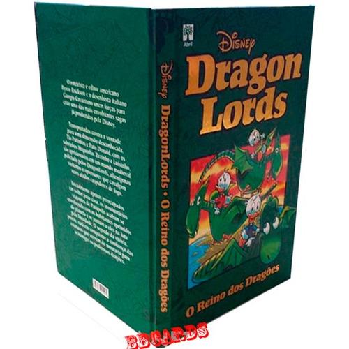 hqs disney o mistério dos signos + dragon lords capa dura