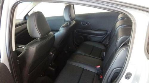 hr-v exl 16 aut+couro+multmidia com 5mil de acessorios