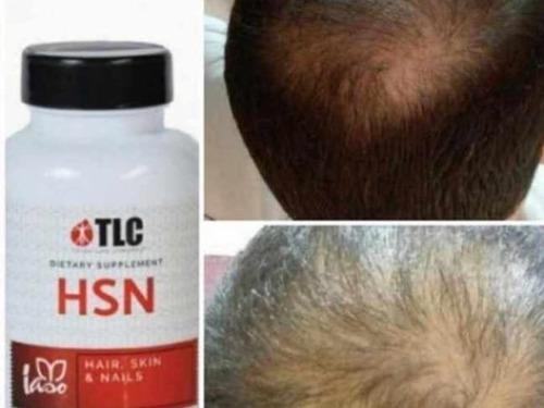 hsn hair, skin&nails