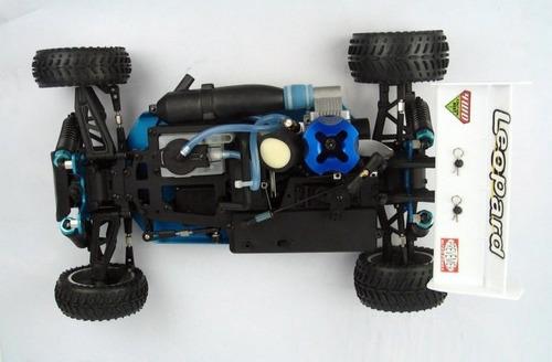 hsp 06034 caja de 2 velocidades completa buggy rc 1/10 nitro