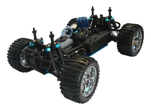 hsp 08001 o 08058 par amortiguador camioneta monster rc 1/10