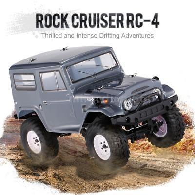 hsp rgt rc coches 1/10 escala 4wd off road rock crawler