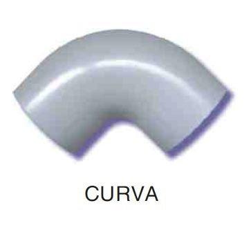 ht accesorio curva para piso canal x12 01