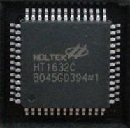 ht1632c driver matriz led 32x8,24x16 arduino mejor q max7219