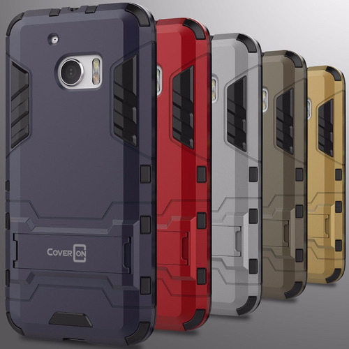htc 10 carcasa protector cover on anti choque armor