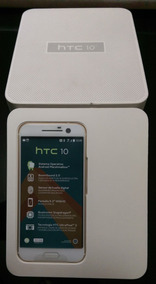 Htc 10m 4gb Ram, 32 Rom, Gorillaglass, Huella, Snapdragon