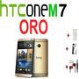 Htc One M7 32gb Oro Gold 4g Quadcore Beats Libre Nuevo +4.!!