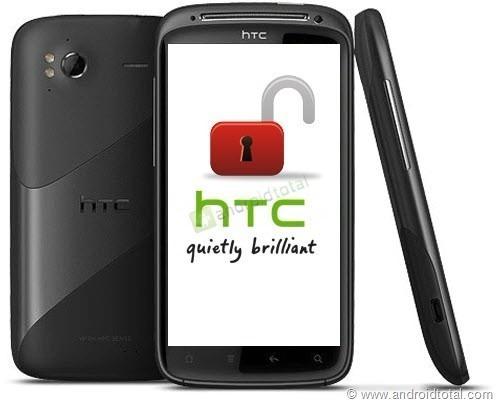htc codigo liberacion de red para telefono celular