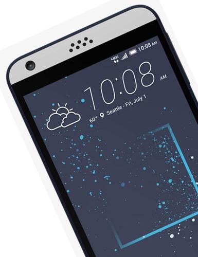 htc desire 530 4g android 6 camara 8+5mp memoria 8+1.5 gb