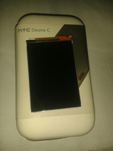 htc desire c solo pantalla