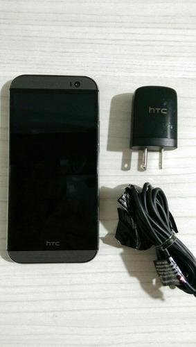 htc m8  4g 32 gb con garantía y factura