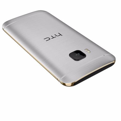 htc m9+ plus sensor de huella 32gb  blanco negro y dorado