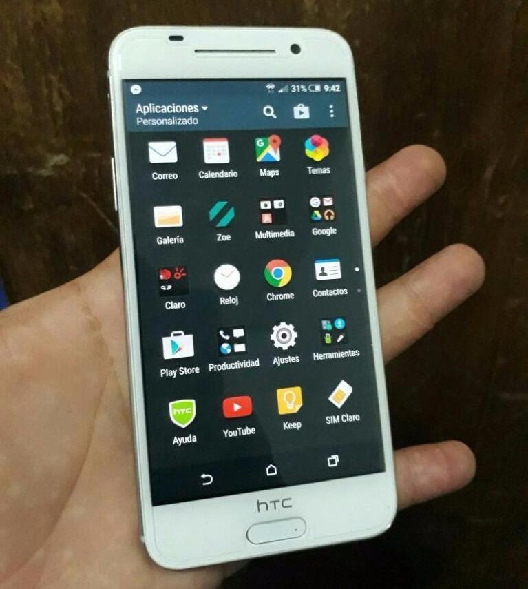 d73dec2b30b Htc One A9 16gb 4g Libre Imei Original No iPhone 7 Lg G3 G4 - S/ 650 ...