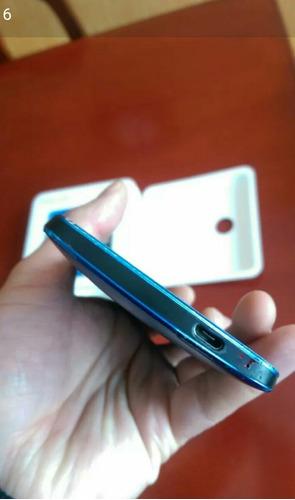 htc one m7 azul 4g lte leer vendo cambio