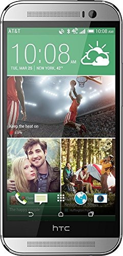 htc one m8 32gb 4g lte unlocked gsm android cell phone