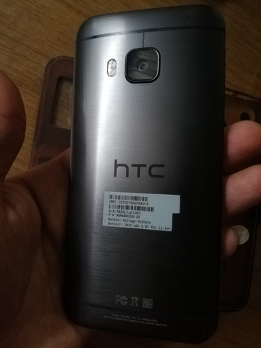 htc one m9 como nuevo 32gb imei original, estado: 10pts