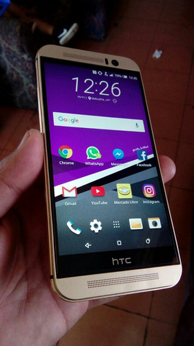 htc one m9 gold edition