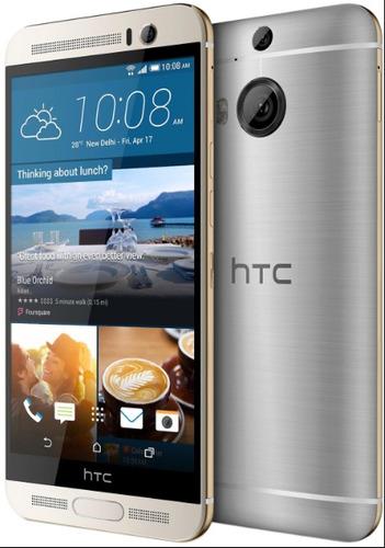 htc one m9 plus  5.2 sensor huella 32gb 100% nuevo