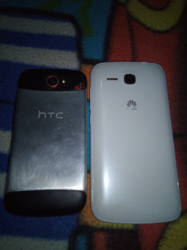 htc one s y huawei y600, (para repuestos)