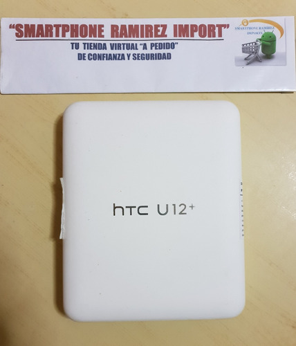 htc u12+ plus 6gb ram 64gb 4 camaras nuevo a pedido