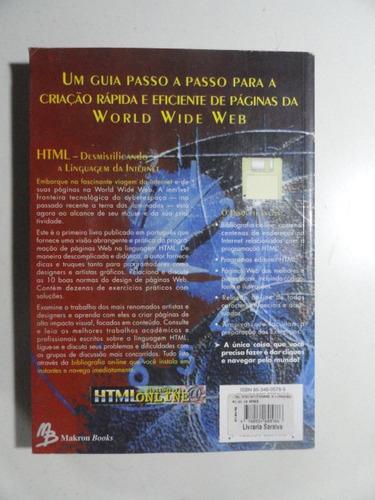 html desmistificando a linguagem da internet