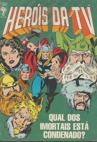 htv herois da tv 89 - abril - bonellihq cx82 g19