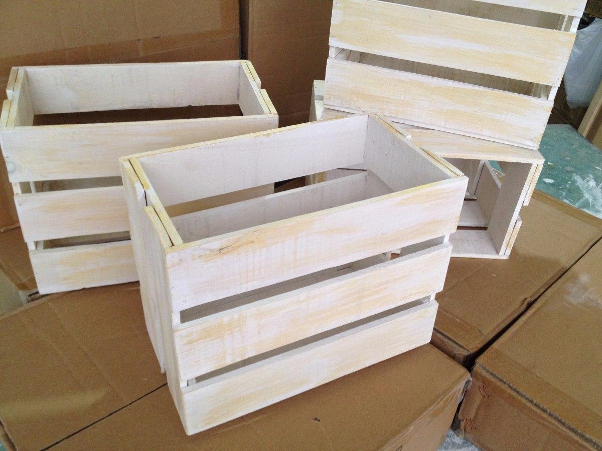 Huacales y cajas de madera para empaque guacales 20 - Mesas hechas con cajas de madera ...