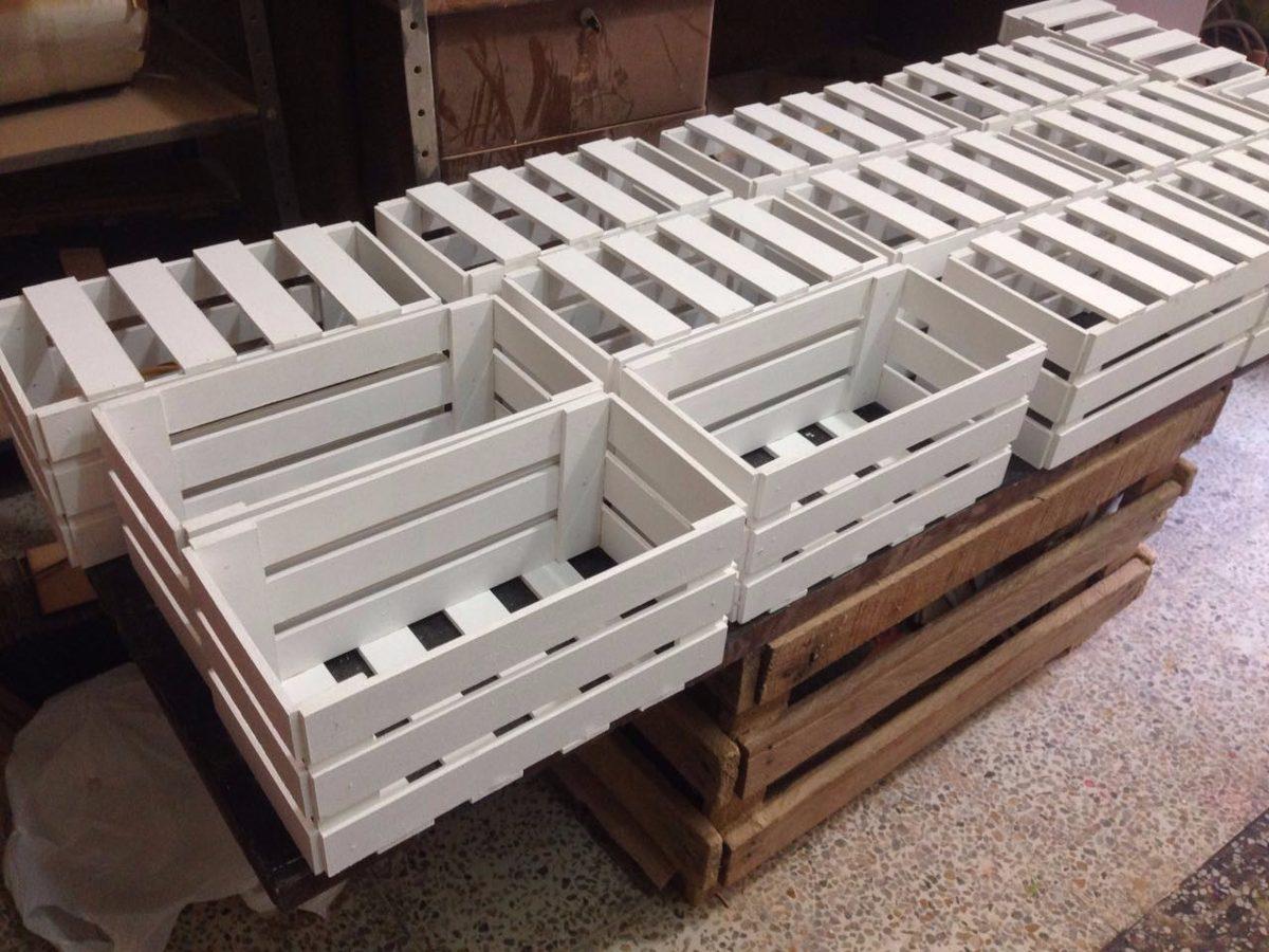 Huacales Y Cajas De Madera Para Empaque Guacales 20 000 En  # Muebles Con Uacales