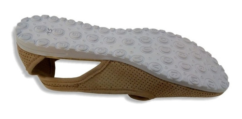huarache sandalia suave con base tenis resistente perforado