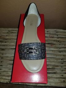 4253aef8 Zapatos Guess Para Mujer Talla - Zapatos Azul en Mercado Libre México