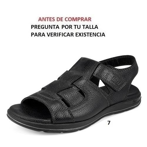 4f0e1c64 Huaraches Flexi Para Caballero Brandy Y Negro Mod. 98708 ...