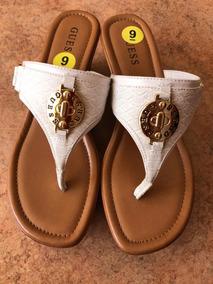 60d55506 Huaraches Guess Para Dama Zapatos - Ropa, Bolsas y Calzado Blanco en ...