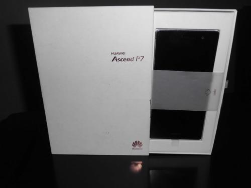 huawei ascend p7 , nuevos , garantia