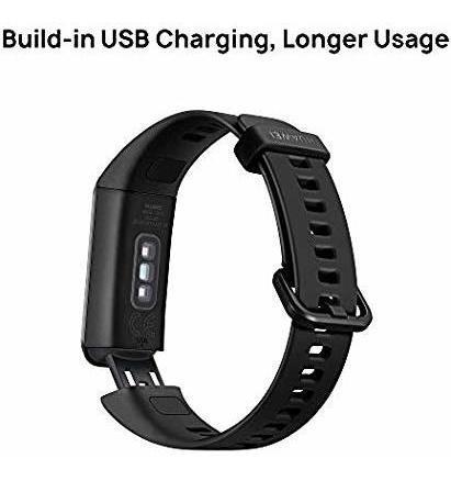 huawei band 4 - carga usb - original nueva - smartband