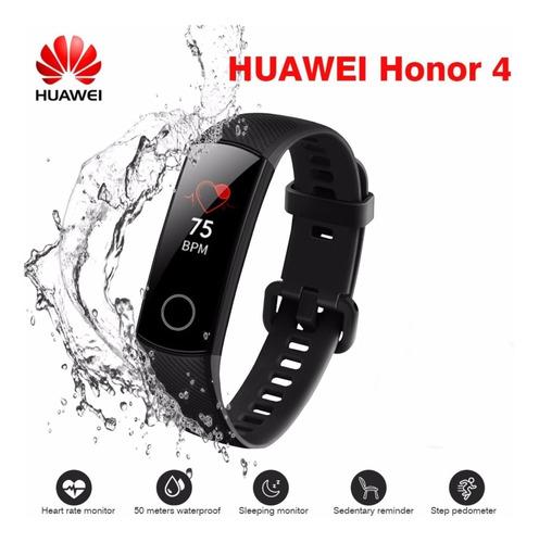 huawei band honor 4 + correa extra + 2 micas