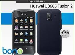 huawei fusion 2 u8665 liberado